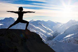 Stage Yoga, Rando et soin énergétique