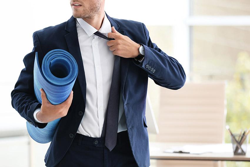 Le Yoga, une pratique gagnante pour le chef d'entreprise ?