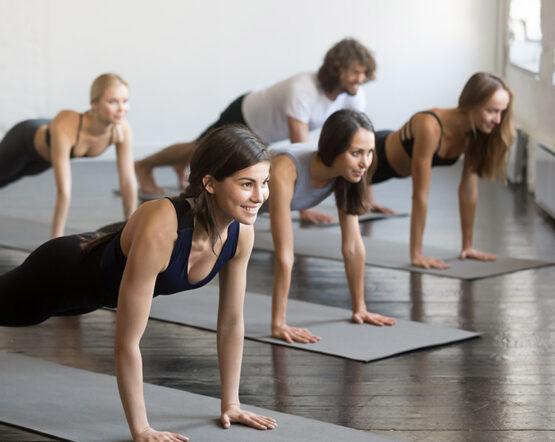 Yoga- Renforcement musculaire